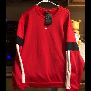 Women's New Nike Sweatshirt Size L